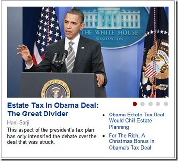 Forbes.com - Obama Deal